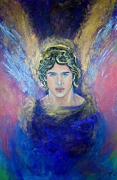 Working With Archangels by Alma Yamazaki