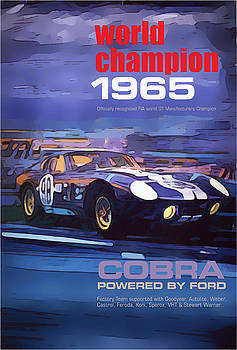 World Champion by Gary Grayson