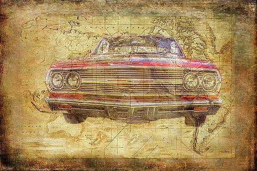 World Class Chevy by Ramona Murdock
