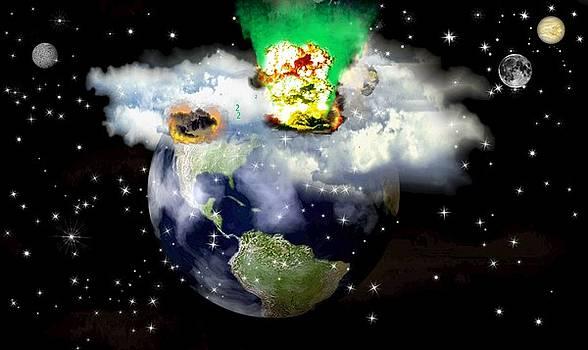 World Destruction by Todd Amen