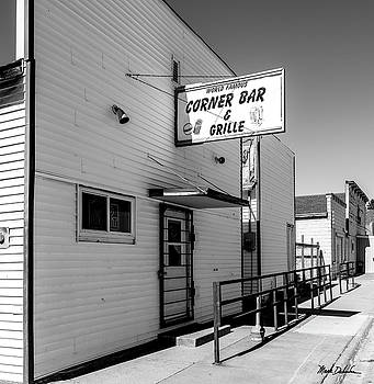 World Famous Corner Bar and Grille by Mark Dahmke
