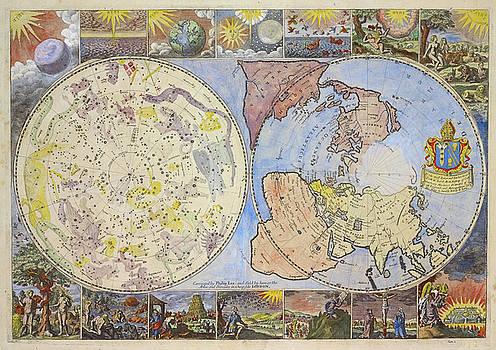 Ricky Barnard - World Map from 1699