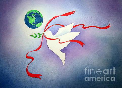 World Peace 4 by Deborah Ronglien