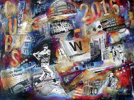 World Series 2016 by Kathleen Patrick