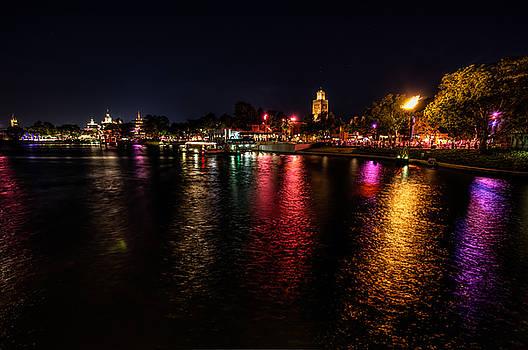 World Showcase, Walt Disney World by James Wellman