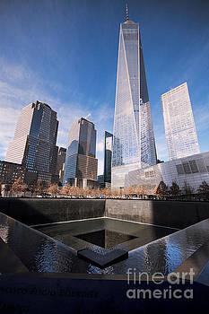 World Trade Center by Bener Kavukcuoglu
