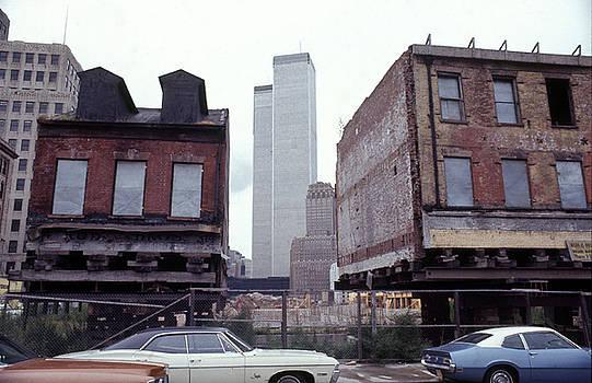World Trade Center by Erik Falkensteen