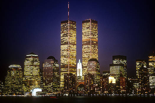World Trade Center by Gerard Fritz