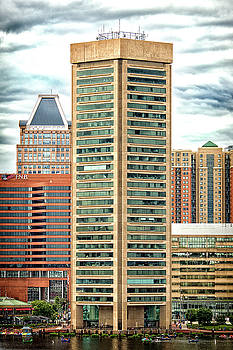 Bill Swartwout Fine Art Photography - World Trade Center in Baltimore Maryland