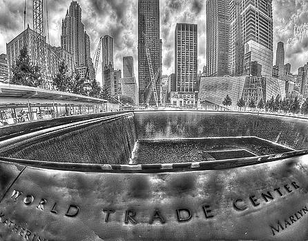 World Trade Center by Mike Berry
