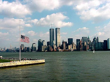 World Trade Center Remembered by Tim Mattox