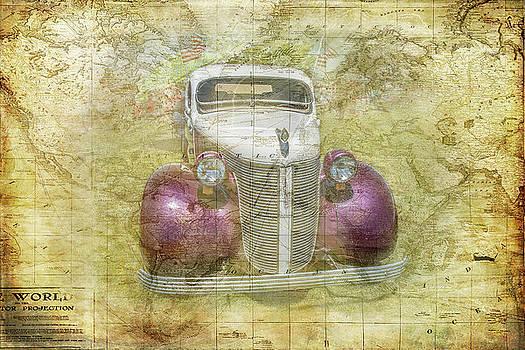 World Traveler by Ramona Murdock