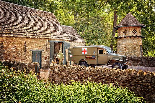 Susan Rissi Tregoning - World War 2 Ambulance