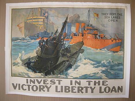 World War I poster by Leslie Alaric Shafer