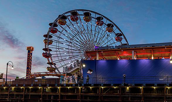 World's First Solar Powered Ferris Wheel  by Gene Parks