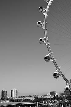World's Tallest Wheel in Las Vegas by Alex King