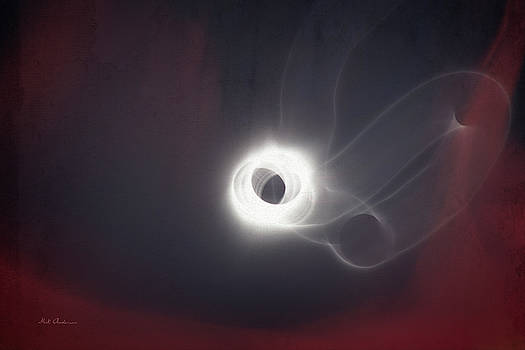 Wormhole Eclipse by Mick Anderson
