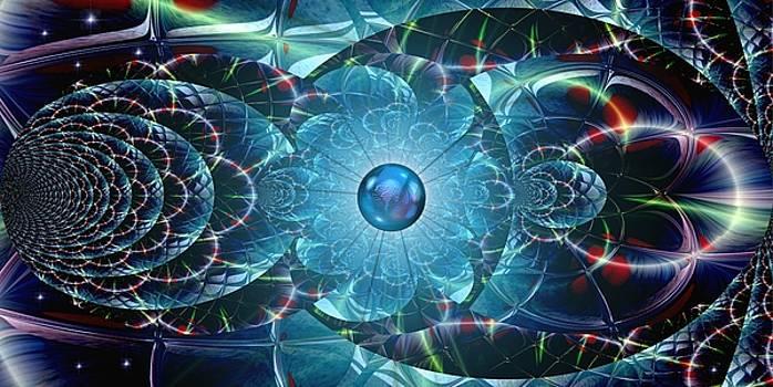 Wormhole by Romuald  Henry Wasielewski