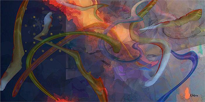 Wormholes by David Klaboe