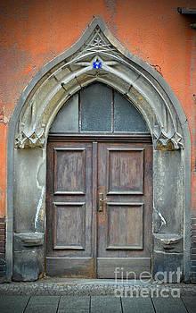 Jost Houk - Worn Doors