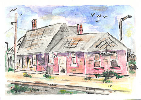 Worthington Depot by Matt Gaudian