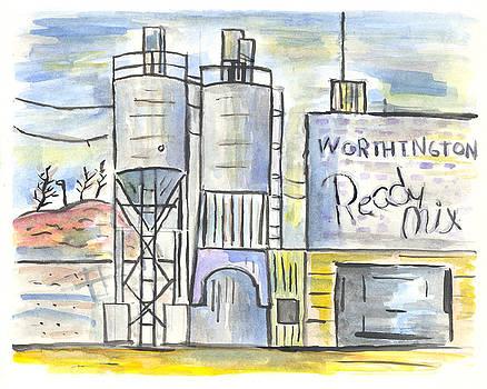 Worthington Ready Mix by Matt Gaudian