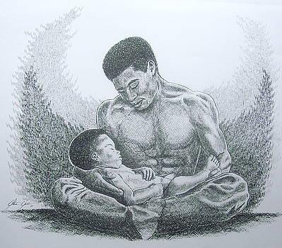 Worthy Dad - Father by Otis  Cobb