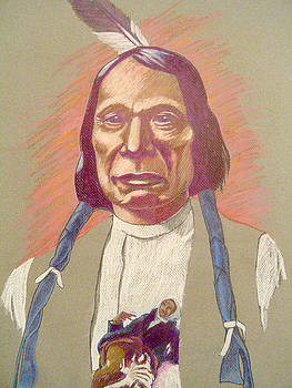 Wounded Knee by D T LaVercombe