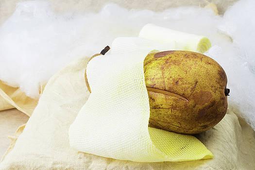 Wounded Pear by Pekka Liukkonen