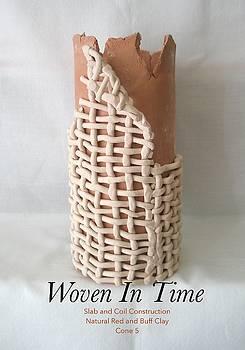 Woven In Time by Teresa Tromp