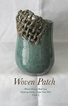 Woven Patch by Teresa Tromp