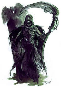 Wraith by Bartek Blaszczec