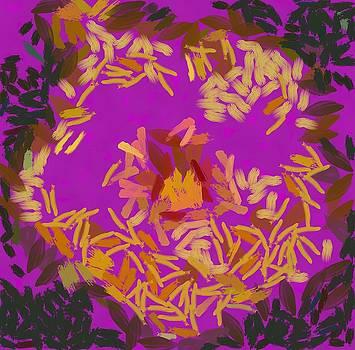 Wreath of flowers by Ashish Agarwal