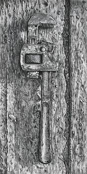 Wrench No. 10 by Daniele Jones
