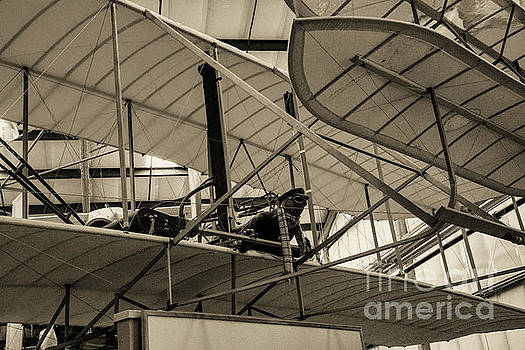Bob Phillips - Wright Brothers Airplane Replica 3