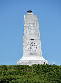 Wright Brothers National Memorial by Brendan Reals