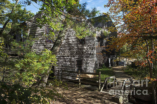 Bob Phillips - Wright Mill in Old Sturbridge Village