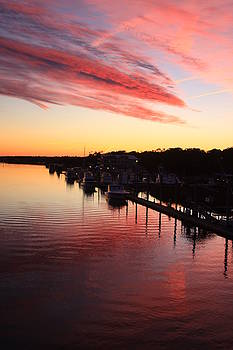 Wrightsville Beach Island NC by Mountains to the Sea Photo