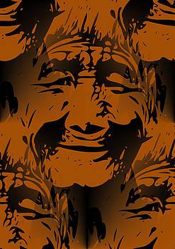 Wrinkledface by Preeta Gopalswami