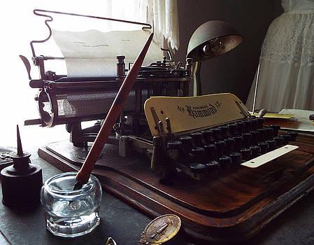 Writers Block by Caryl J Bohn