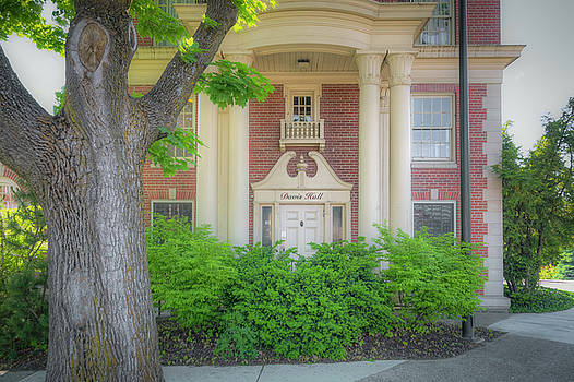 WSU Davis Hall by Spencer McDonald
