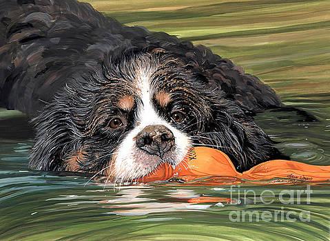 Wuba' Good Swimmer by Liane Weyers