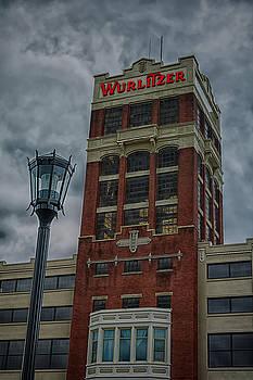 Wurlitzer 7454 by Guy Whiteley