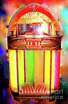 Wurlitzer Jukebox by Jerome Stumphauzer
