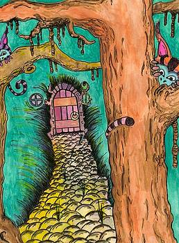 Wuzzies in Trees by Jessica Kauffman