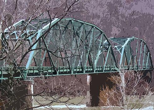 WV bridge by Nicole Kinzer