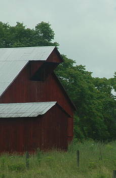 Cathy Lindsey - WV Red Barn