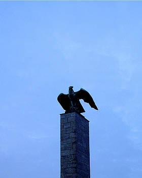 WW1 Memorial, Nonnendammalle, Berlin by Misentropy