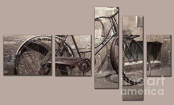 WW2 Bicycle by Cecil Fuselier