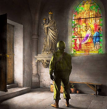Mike Savad - WWII - A prayer for Courage 1940